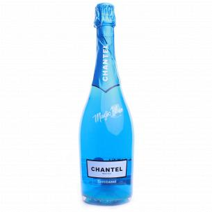 Напиток винный Chantel Magic Blue сильногазиров