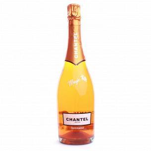 Напиток винный Chantel Magic Kiss Semisweet с/газ