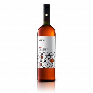 """Вино Розовое """"Shabo"""" сухое розовое 0,75 л"""