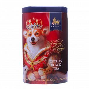 Чай черный Richard Royal Dogs листовой