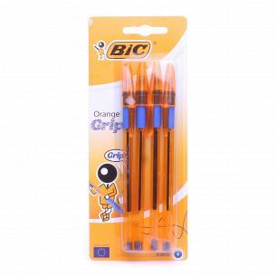 Ручка BIC Оранж Grip синий 811926р