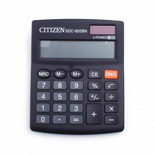 Калькулятор SDC-805BN CITIZEN