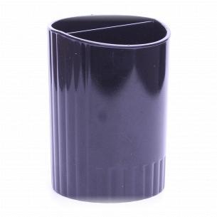 Подставка настольная (стакан) СТРП-02 черная (КиП)