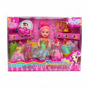 Игрушка детская. Кукла с аксессуарами, в ассортименте