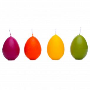 Свеча в форме яйца 60/45 мм в ассортименте
