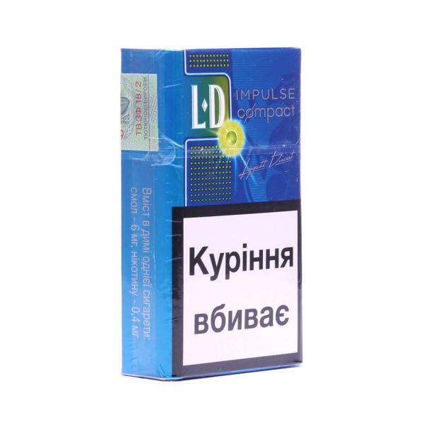 Ld compact сигареты купить норма провоза табачных изделий