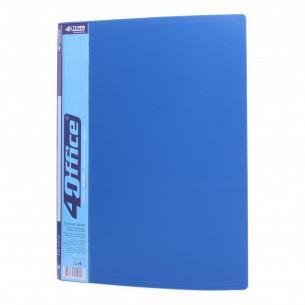 Дисплей-книга 4Office А4 4-222 03060280
