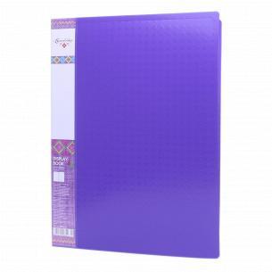Папка Optima Вышиванка 30 файлов пластик