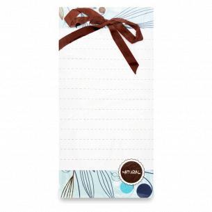 Бумага для записей Memoris-Precious с магнитом 80 листов