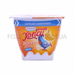 Йогурт Хопси банан 1,5% ст