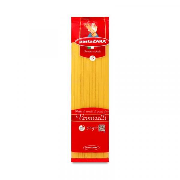 Изделия макаронные Pasta ZARA Паста Вермичелли