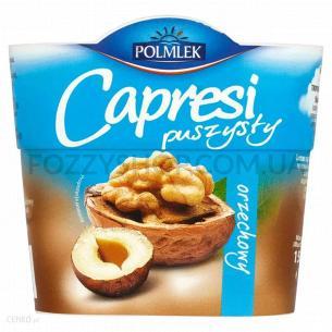 Сыр Polmlek Capresi ореховый 17% кор/мол