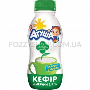 Кефир Агуша детский с 8 месяцев 3,2%