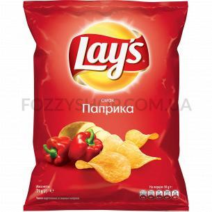Чипсы Lay`s картофельные со вкусом паприки 71г