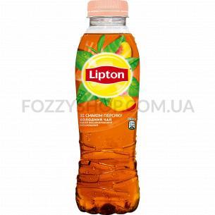 Холодный чай Lipton со вкусом персика 0.5л