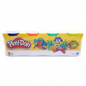 Н-р д/лепки Play-Doh 4шт
