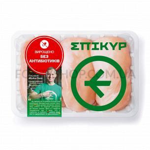 Филе к/б охлажденное ТМ Эпикур, 1 кг