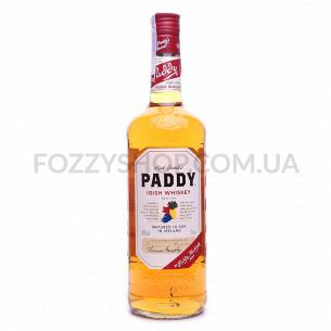 Віскі Paddy Irish Whiskey