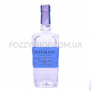 Джин Hayman`s London Dry 41,2%