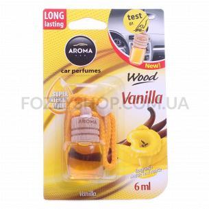 Ароматизатор Aroma Car Wood ваниль