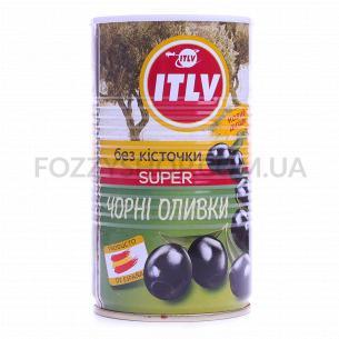 Маслины ITLV Super без косточки
