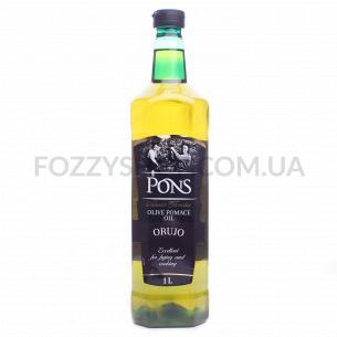 Масло оливковое Pons Помас