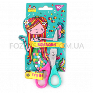 Ножницы Yes! Rachel Mermaid 13см