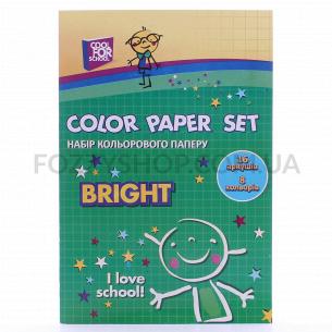 Н-р бумаги Cool FOR school А4 цвет 16л CF05280