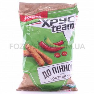 Сухарики ХРУСteam со вкусом чили