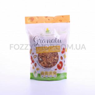 Гранола Терра сыр-вялен помидор-кедр орехи