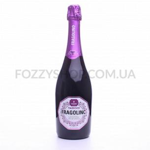 Напиток винный Таїрово Фраголино красный п/сладкий