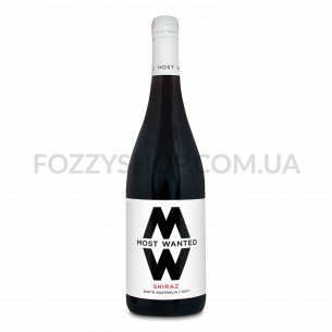 Вино Most Wanted Aussie Shiraz