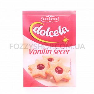 Сахар ванильный Dolcela