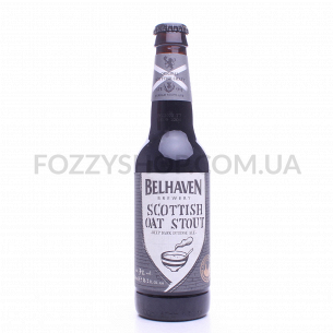 Пиво Belhaven Scottish Oat Stout темное