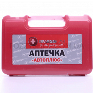 Аптечка медицинская Pro SwissCar Автоплюс АР-003