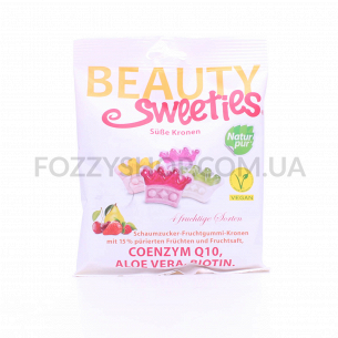 Конфеты Beauty Sweeties Короны ассорти желейные