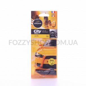 Ароматизатор Aroma Car City ваниль