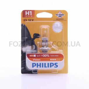 Лампа PHILIPS H1 55Вт, Pl12258PRBLI