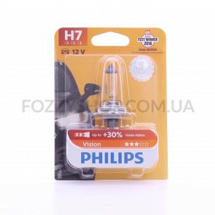 Лампа д/авто Philips H7 12972 Prem12V 55WB1