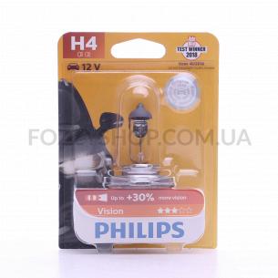 Лампа PHILIPS H4 60/55Вт, Pl12342PRBLI