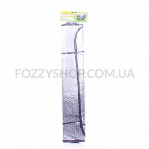Шторка на лобовое стекло солнцезащитная 130*60см
