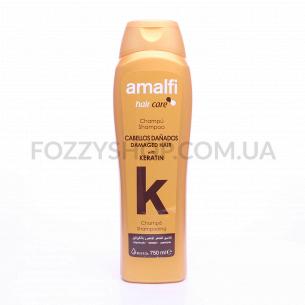 Шампунь Amalfi Keratin Damaged Hair