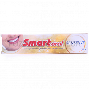 Паста зубна Smartoral...
