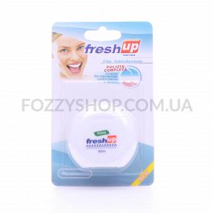 Нитка зубная Freshup 50м