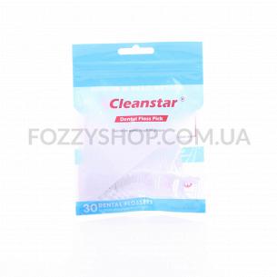 Нитка зубная Cleanstar