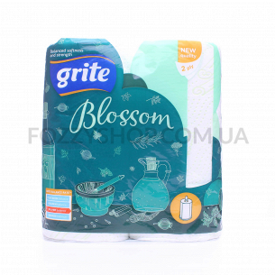 Полотенца бумажные Grite Blossom