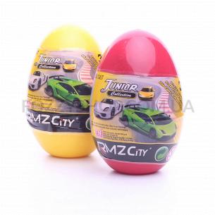 Игрушка Машинка в пластмассовом яйце