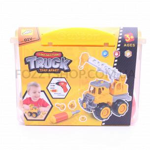 Набор игрушечный Строитель D1