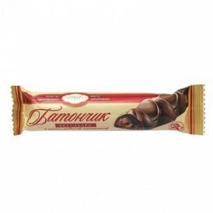Батончик АВК без сахара с шоколадной начинкой