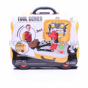Набор игрушечный Инструменты D*002